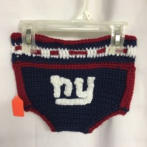 New York Hand Crochet Diaper Covers NWT